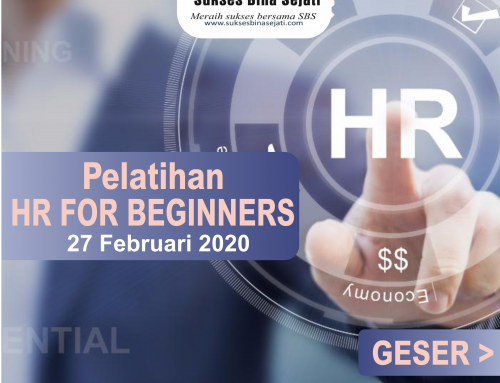 Prelatihan HR For Beginners
