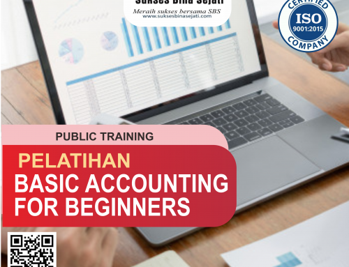 Pelatihan Basic Accounting For Beginners