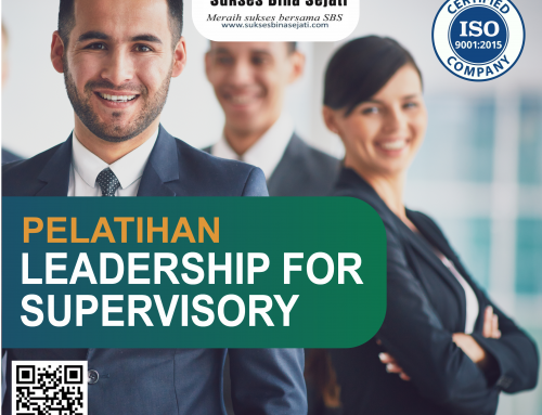 Pelatihan Leadership For Supervisory